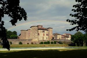 Chateau de Palaminy in Palaminy, France